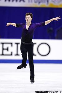 ドミトリー・アリエフ選手