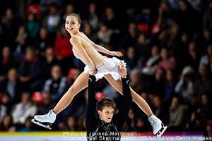 アレクサンドラ・ボイコワ&ドミトリー・コズロフスキー選手