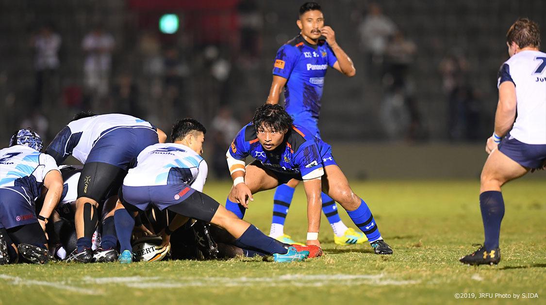 ジャパンラグビー トップリーグ2020