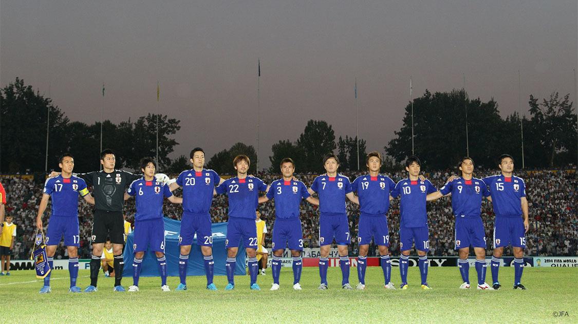 蹴球日本代表監督史