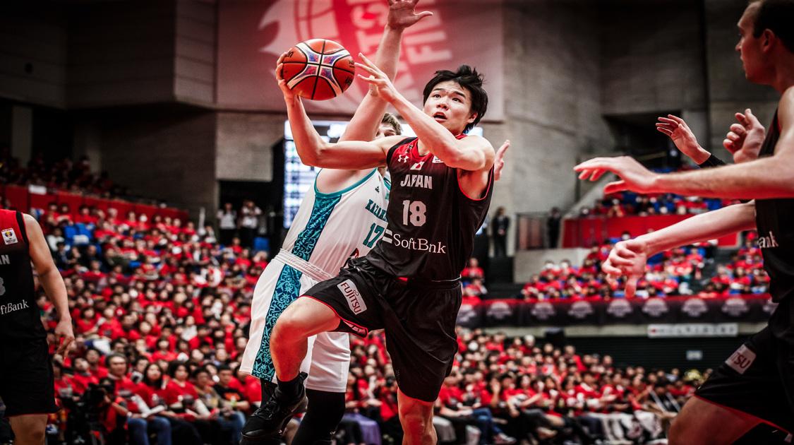 男子バスケットボール日本代表