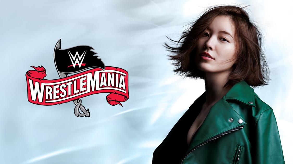 WWEレッスルマニア ナビ