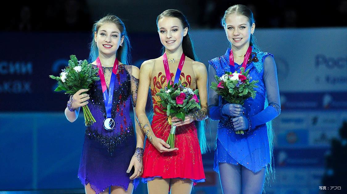 ロシアフィギュアスケート選手権2020