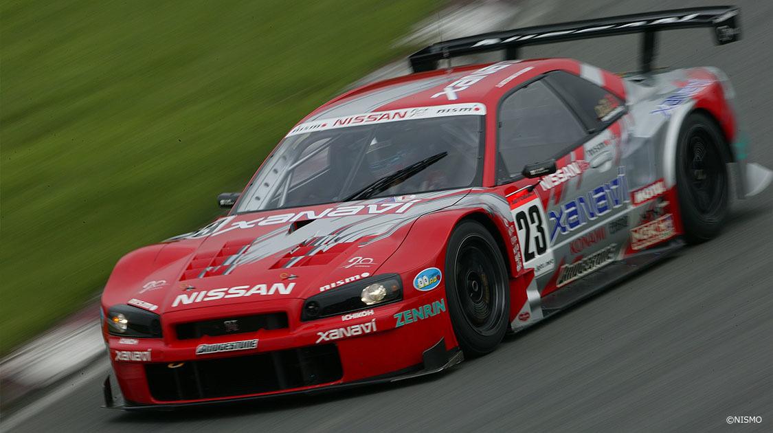 【SUPER GT GT-R&フェア