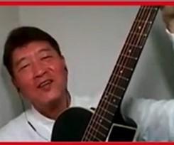 金石昭人氏