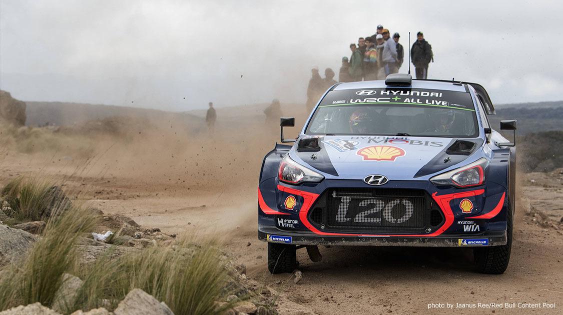 WRC世界ラリー選手権ヒストリー