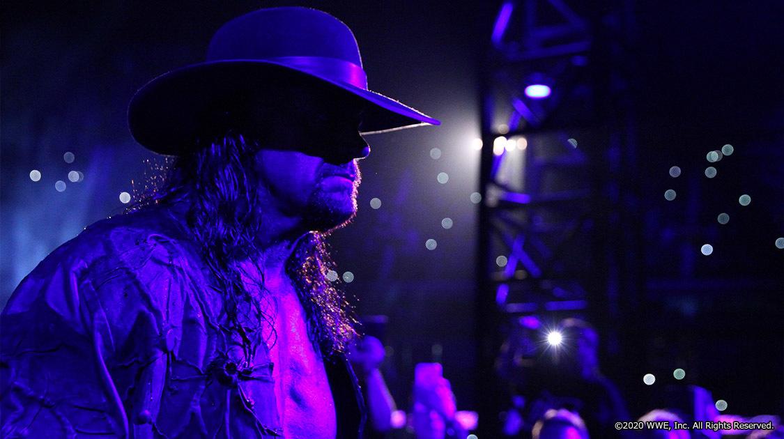 WWEジ・アンダーテイカー引退特別番組