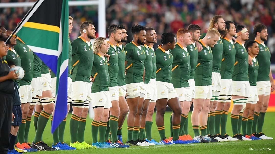 ラグビー南アフリカ代表選考試合