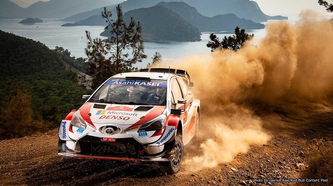 WRC世界ラリー選手権2020