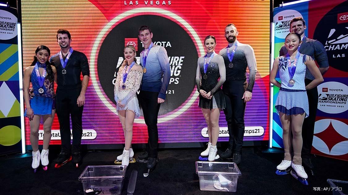 全米フィギュアスケート選手権2021
