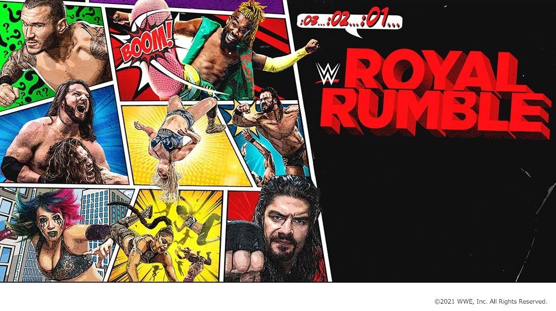 WWE PPV ロイヤルランブル