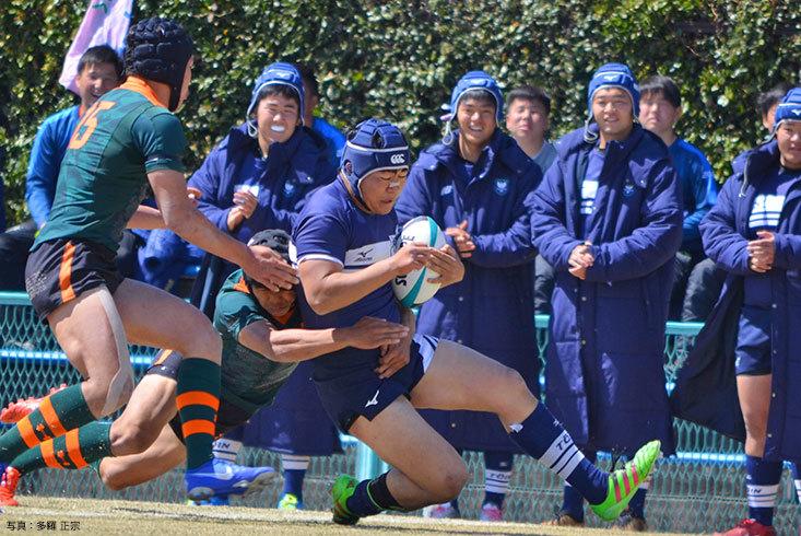 桐蔭学園vs.東福岡