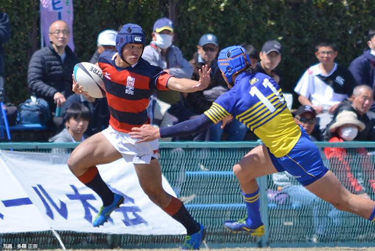 京都成章vs.関西学院