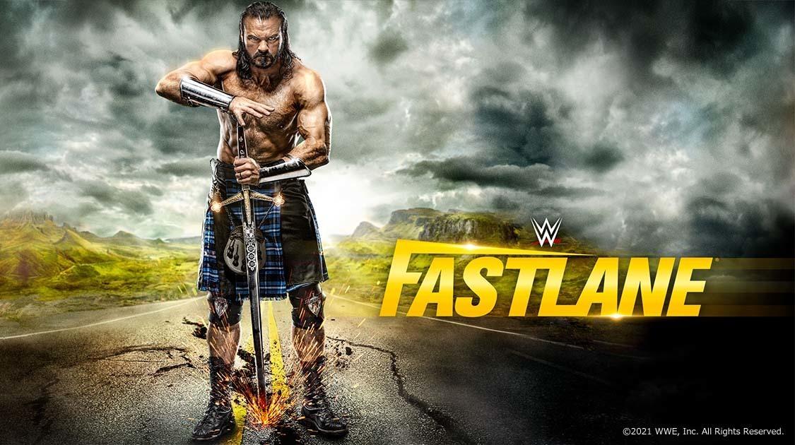WWE PPV ファスト・レーン