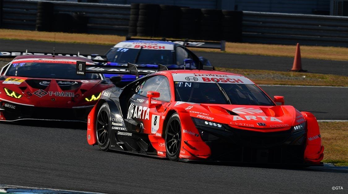SUPER GT 2021 ナビ