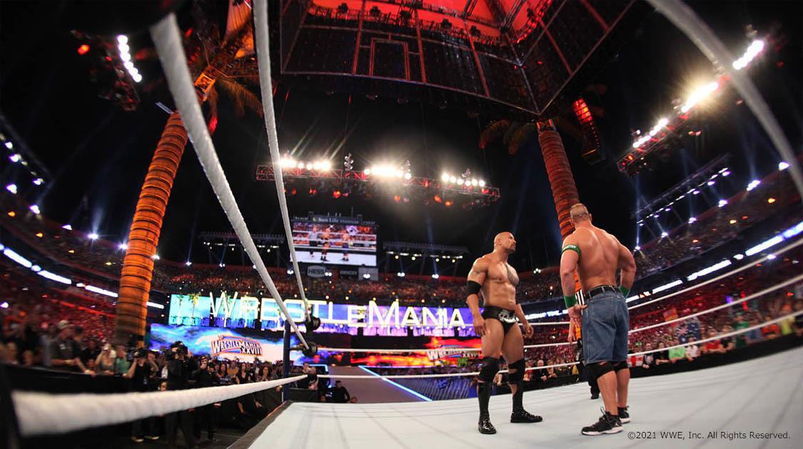 【WWE最大の祭典】レッスルマニア28
