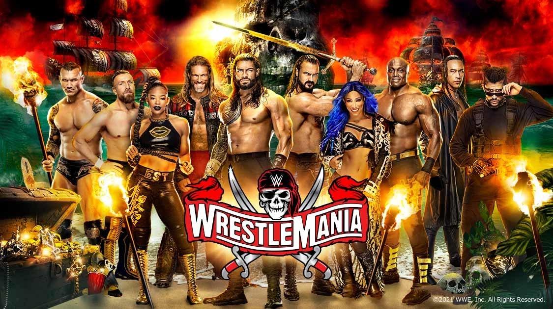 WWE PPV レッスルマニア 37