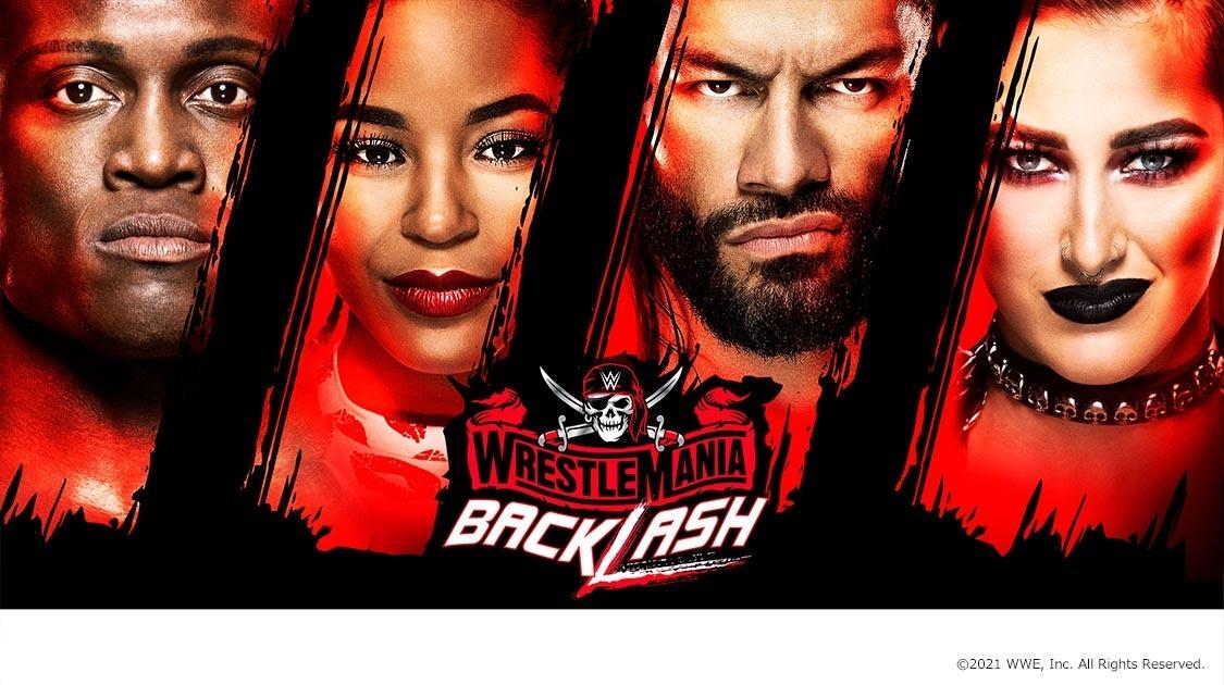 WWE PPV バックラッシュ