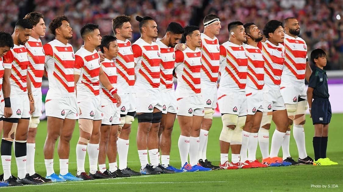 ラグビー日本代表特番