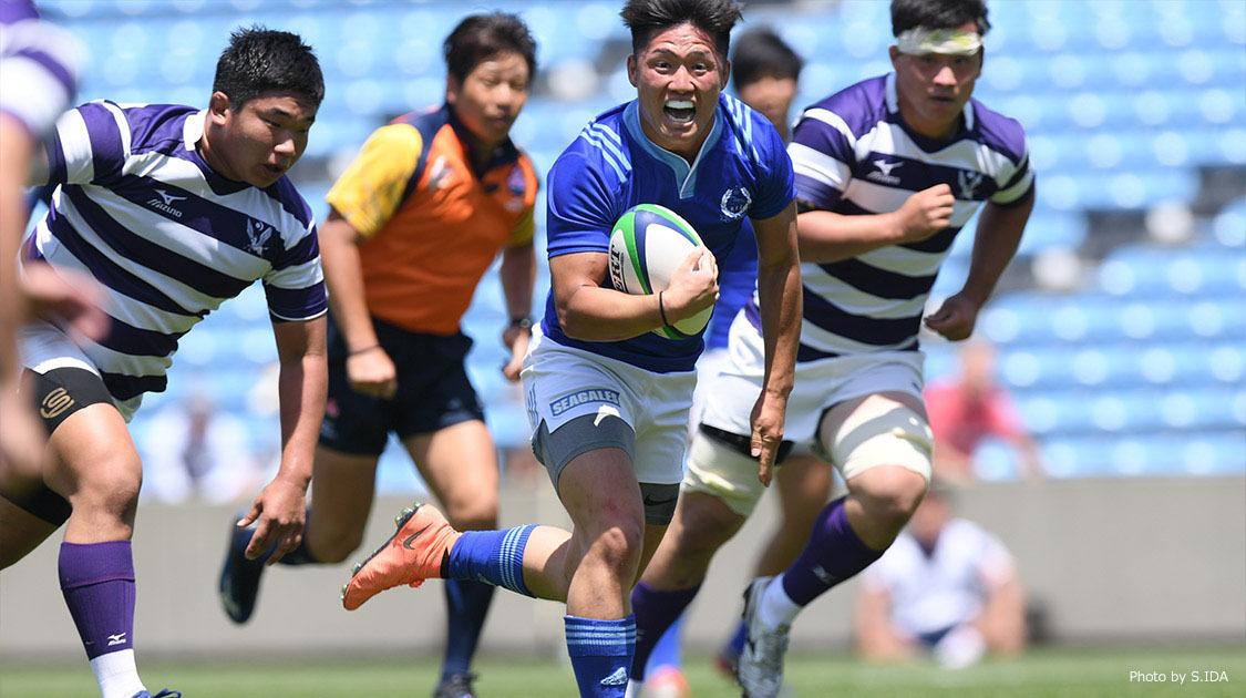第8回 ラグビー関東大学春季大会