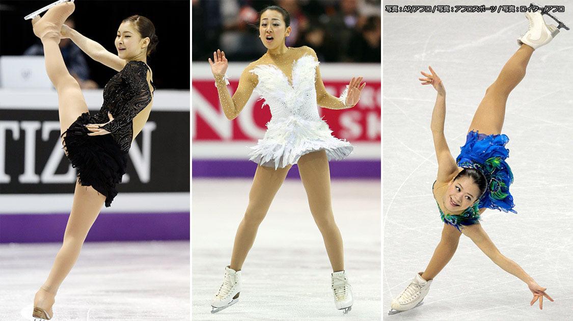 ISUフィギュアスケートアーカイブ