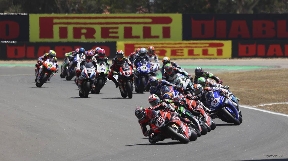 FIMスーパーバイク世界選手権 第3戦
