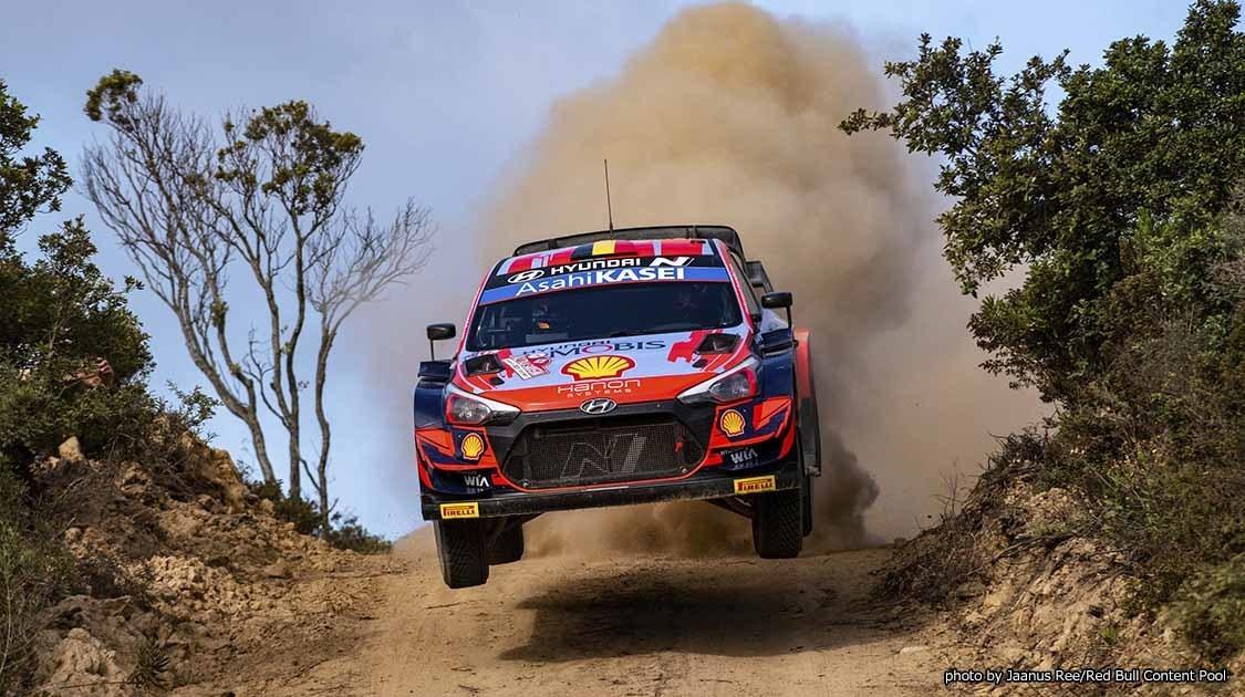 WRC世界ラリー選手権2021
