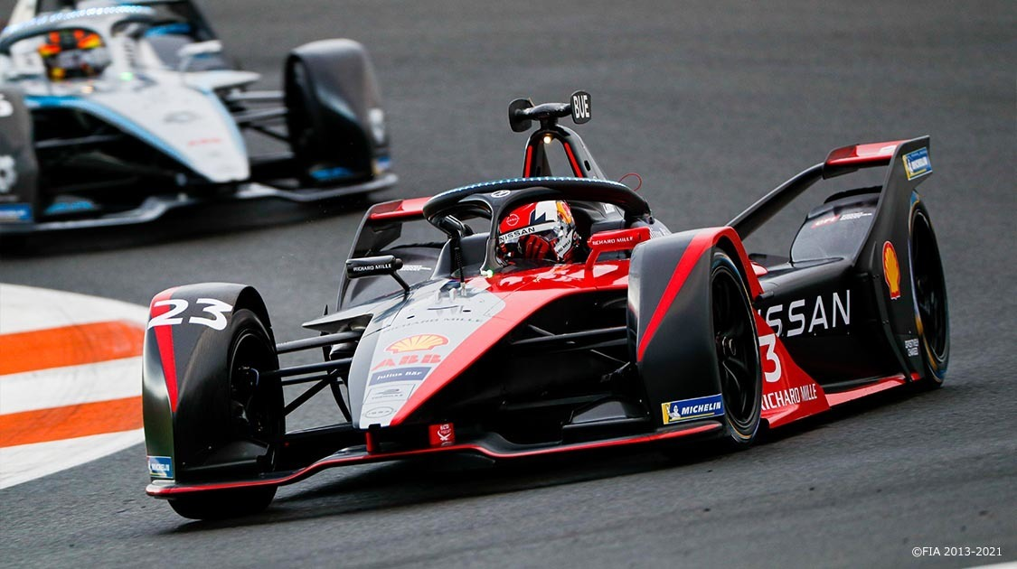 FIA フォーミュラE選手権 2021