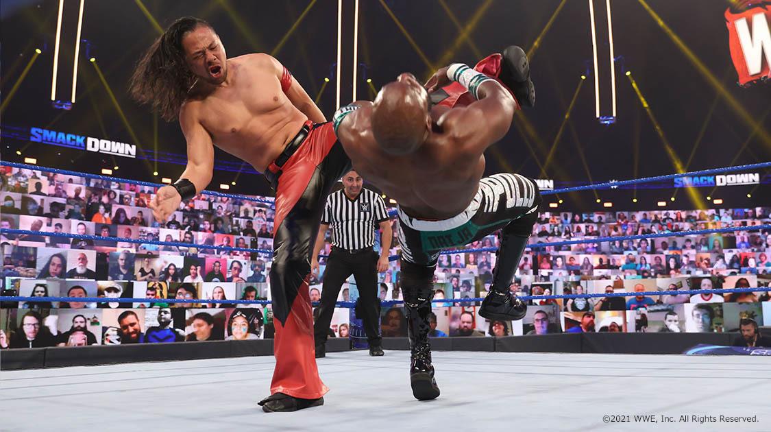 WWE スマックダウン