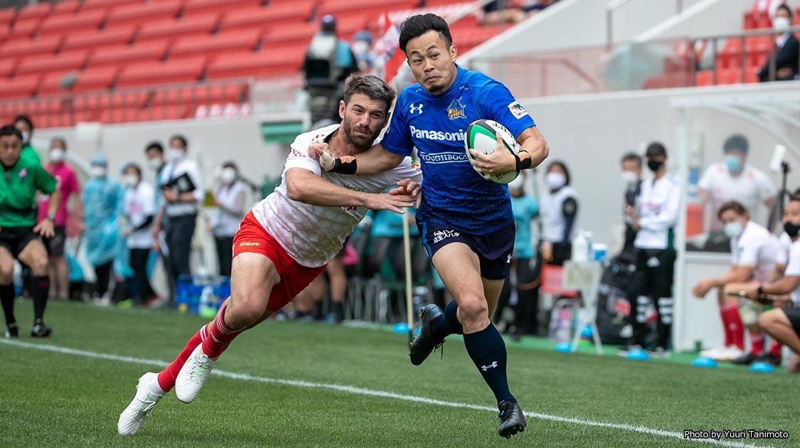 【ジャパンラグビートップリーグ2021