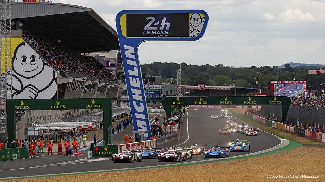 FIA 世界耐久選手権2021 第4戦