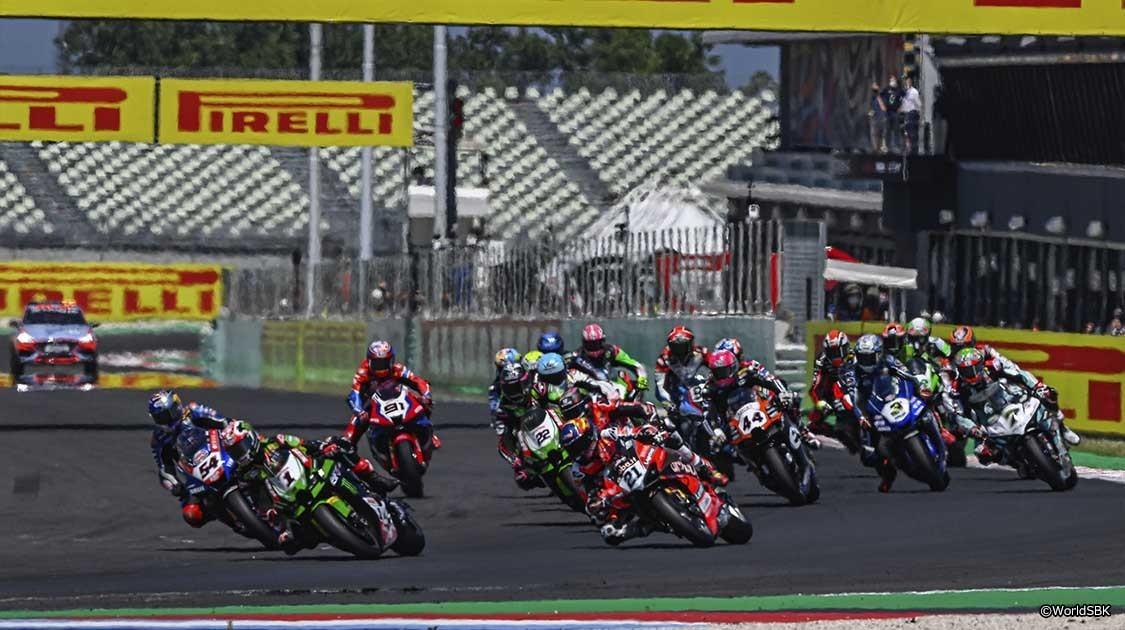 FIMスーパーバイク世界選手権 第6戦