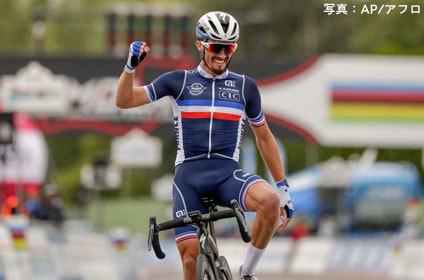 UCI世界選手権大会