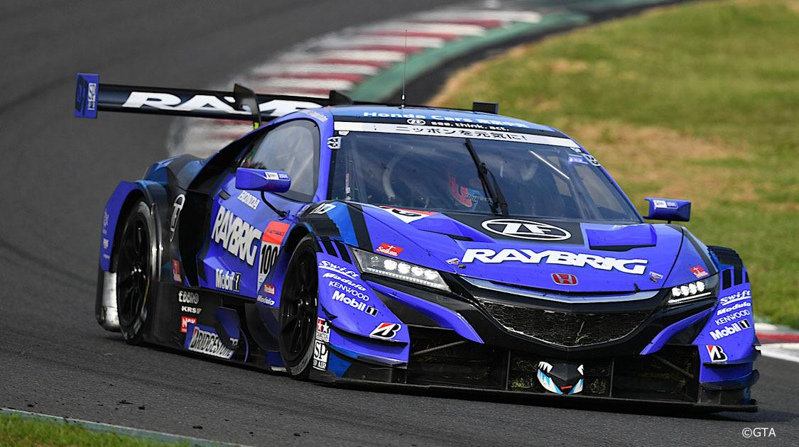 SUPER GT2019