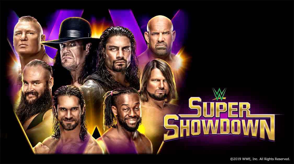WWE PPV大会