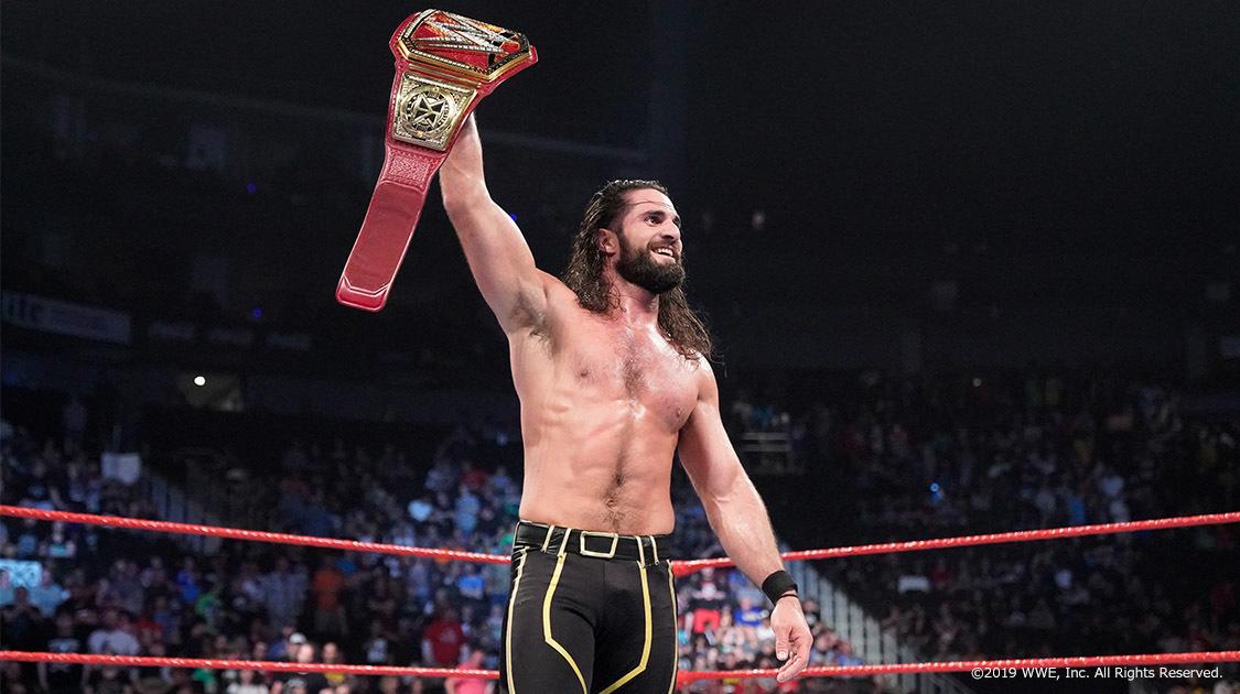 WWE ロウ