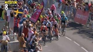ツール・ド・フランス 第5ステージハイライト映像です。