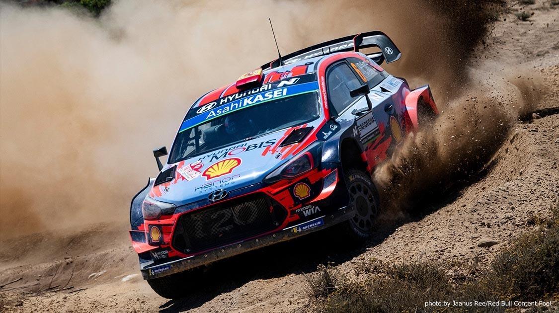 WRC世界ラリー選手権2019