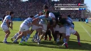 アルゼンチン vs. 南アフリカ
