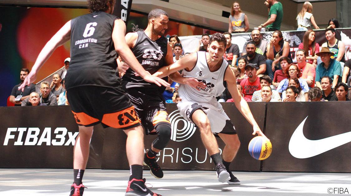 FIBA 3x3ワールドツアー2019
