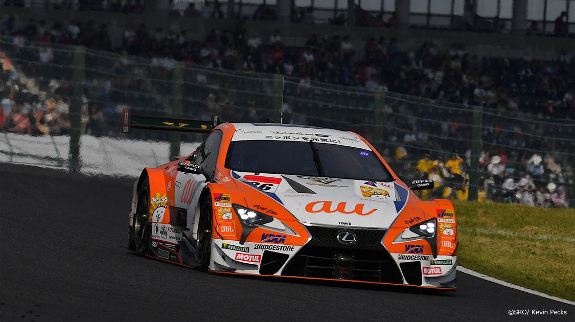 SUPER GT 2019 第7戦