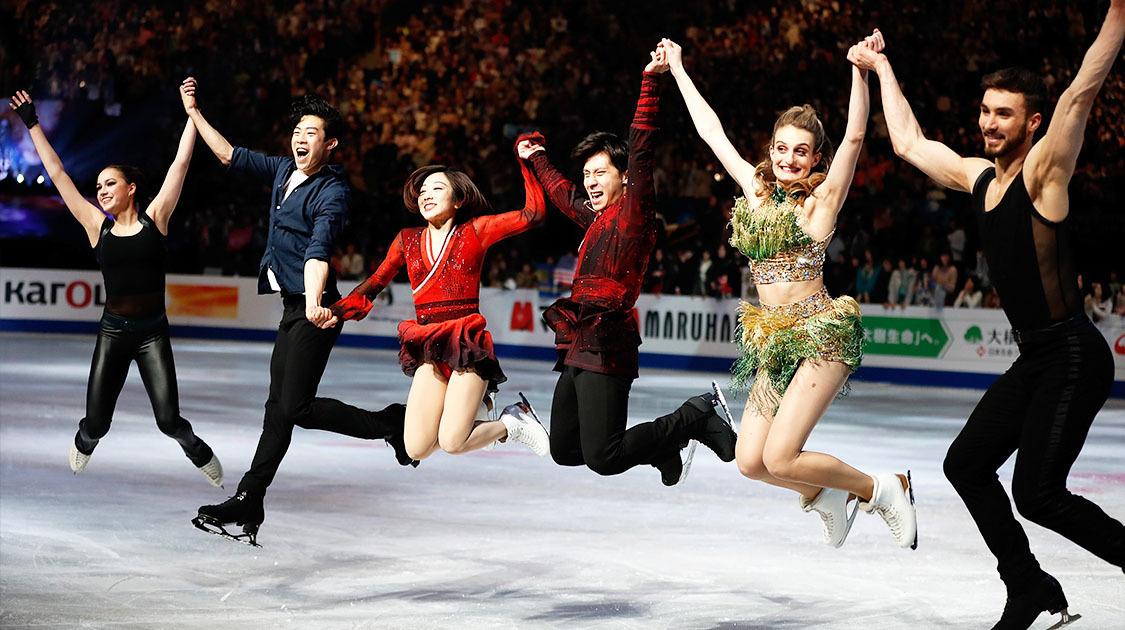 ISU世界フィギュアスケート