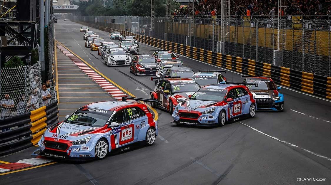 第66回 マカオ・グランプリ 2019