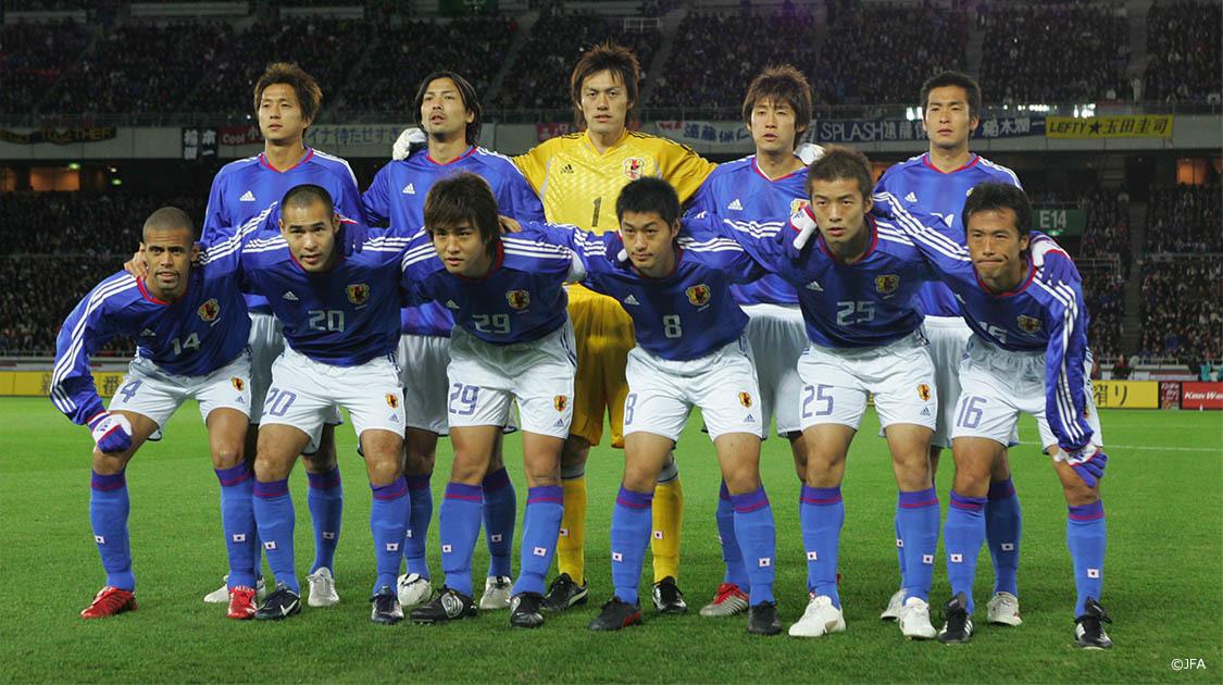蹴球日本代表監督史 #28