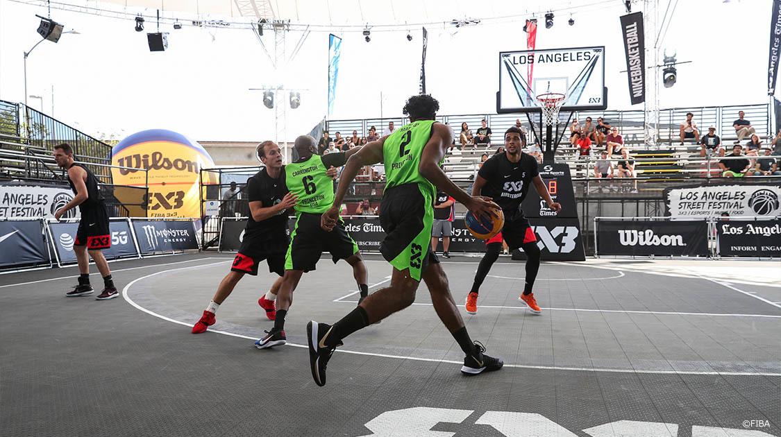 FIBA 3x3 ワールドツアー