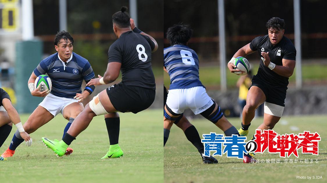 ラグビー 関西大学リーグ2019