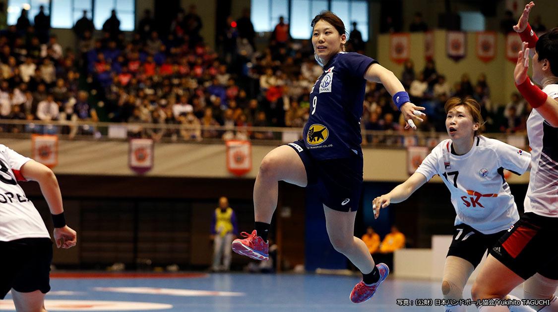 2019女子ハンドボール世界選手権大会