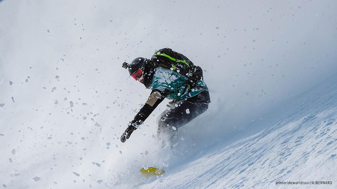 フリーライドスキー・スノーボード