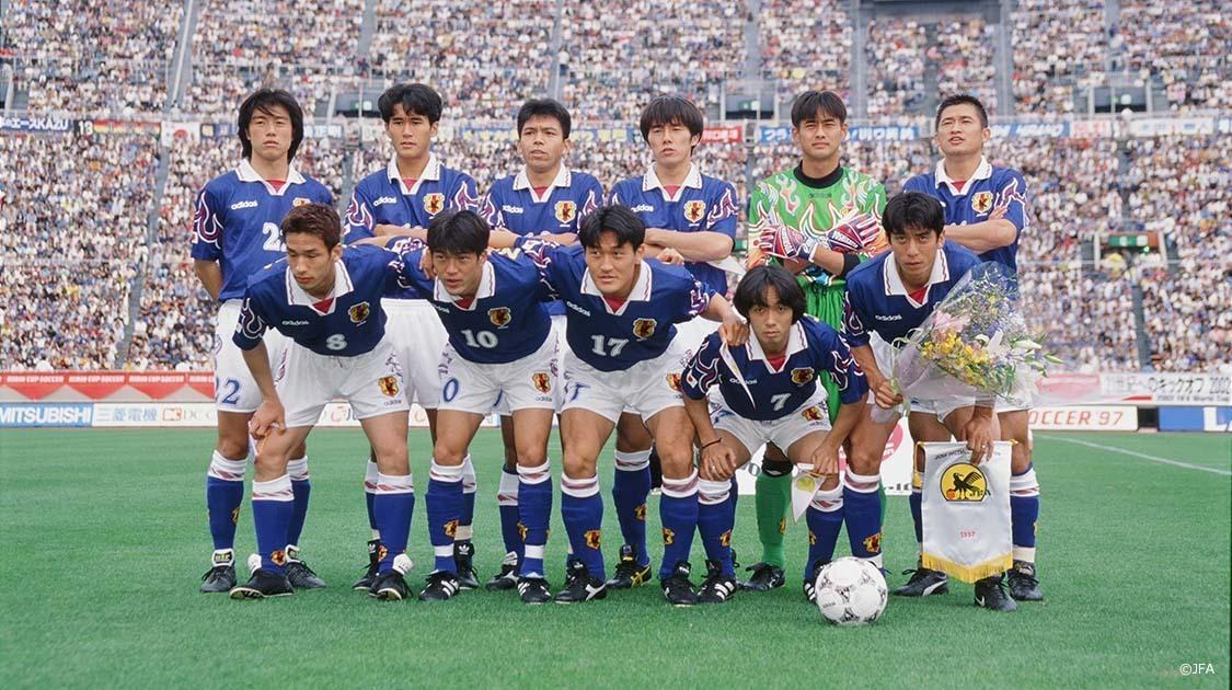 蹴球日本代表監督史 #33